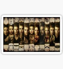 The Vampire diaries & the original Sticker