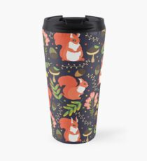 Squirrels Travel Mug