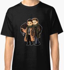 Destiel Snow Fluff Classic T-Shirt