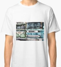 Old Buses Classic T-Shirt