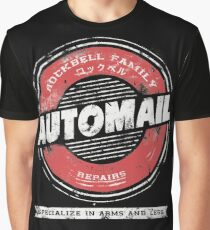 Rockbell Automail Graphic T-Shirt