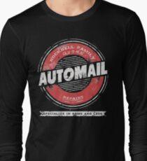 Rockbell Automail Long Sleeve T-Shirt