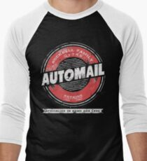 Rockbell Automail Men's Baseball ¾ T-Shirt