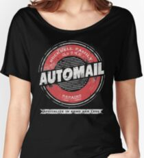 Rockbell Automail Women's Relaxed Fit T-Shirt