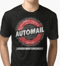 Rockbell Automail Tri-blend T-Shirt