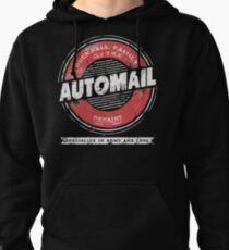 Rockbell Automail Pullover Hoodie