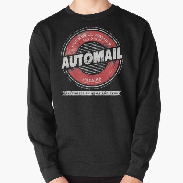 Rockbell Automail Sweatshirt épais