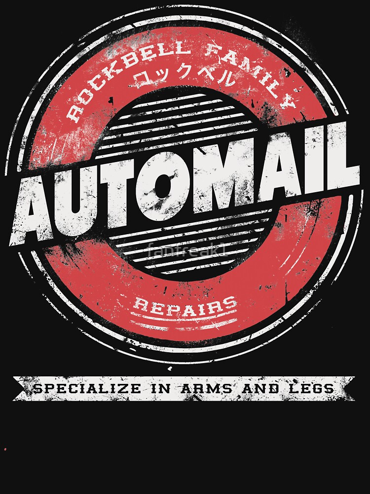 Rockbell Automail | Unisex T-Shirt