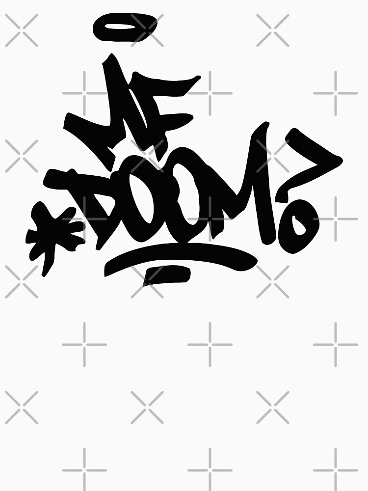Doom-MF art black by laghnither