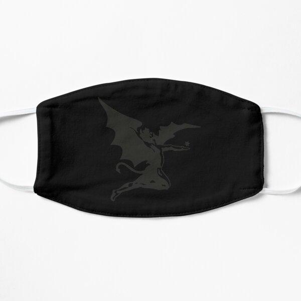 Noir Masque sans plis