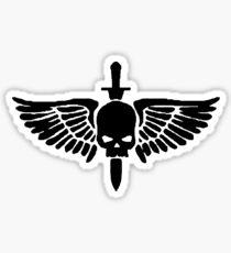 Space Marine Symbol Sticker