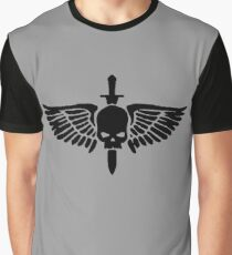Space Marine Symbol Graphic T-Shirt