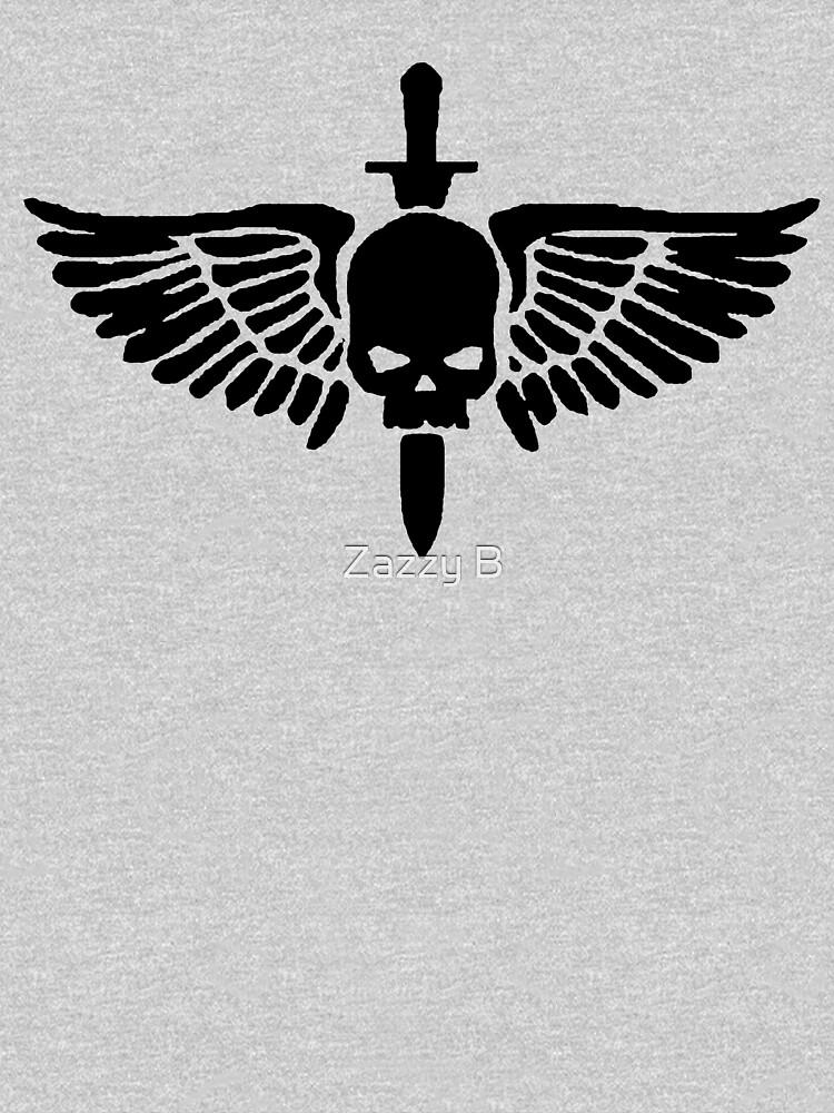 Space Marine Symbol by boberttrelfa
