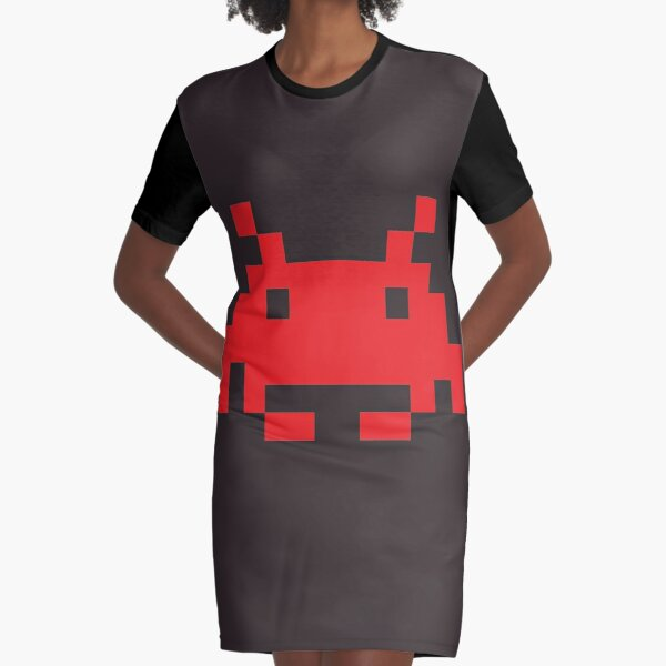 CRAB Arcadia Graphic T-Shirt Dress