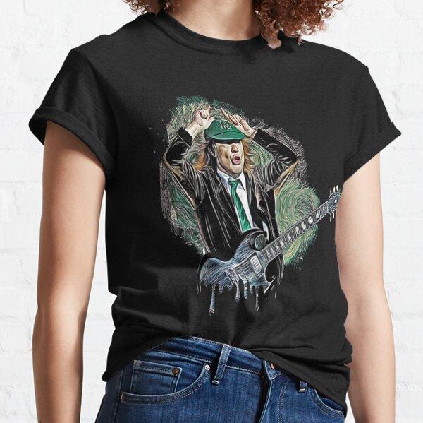 Adult T-Shirt ACDC Angus American Classics