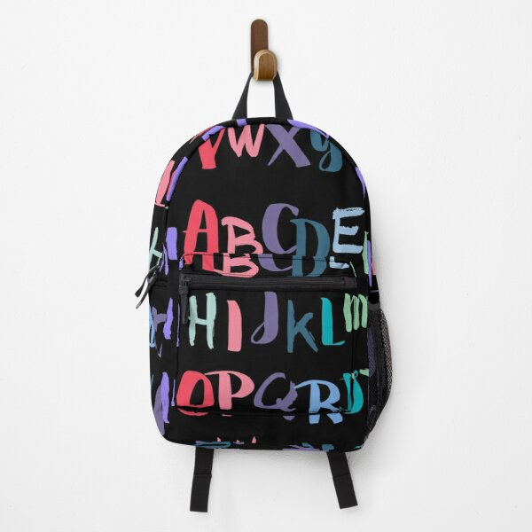 Bright ABCs Backpack