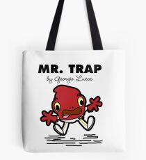 Mr Trap Tote Bag