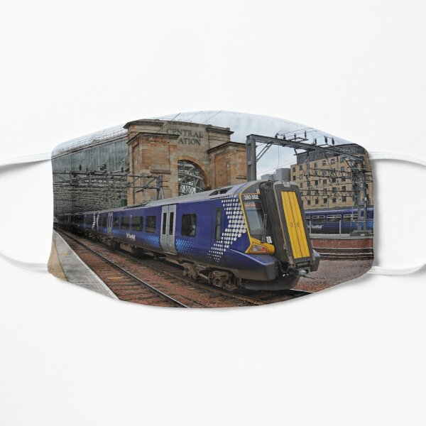 Scotrail Class 380 at Glasgow Central Flat Mask