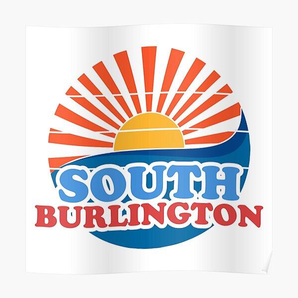 South Burlington, Vermont Poster