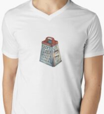 Grater Men's V-Neck T-Shirt