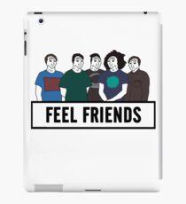 Feel Friends iPad Case/Skin