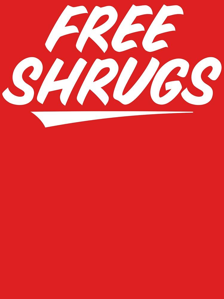 Free Shrugs by boulevardier