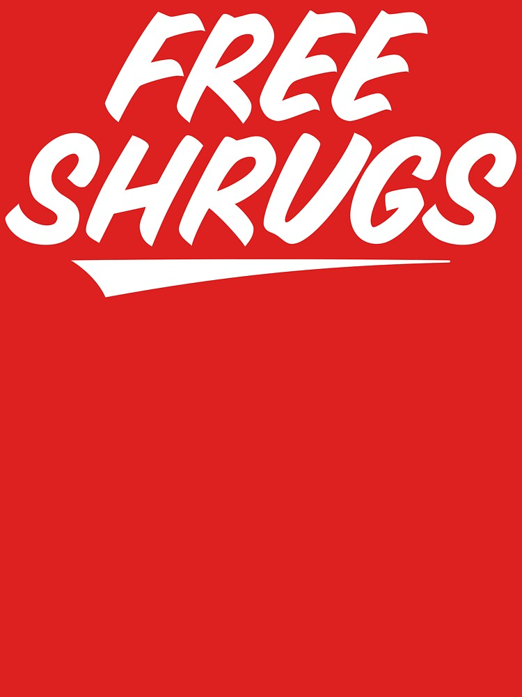 Free Shrugs by boulevardier