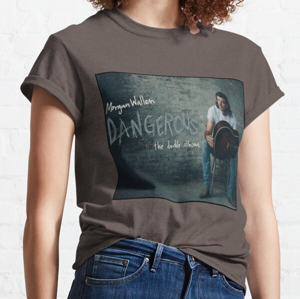 Morgan Wallen - Dangerous Album Classic T-Shirt