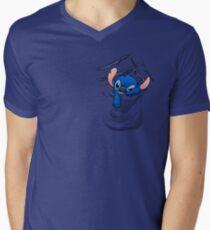 Badness Level Rising Men's V-Neck T-Shirt