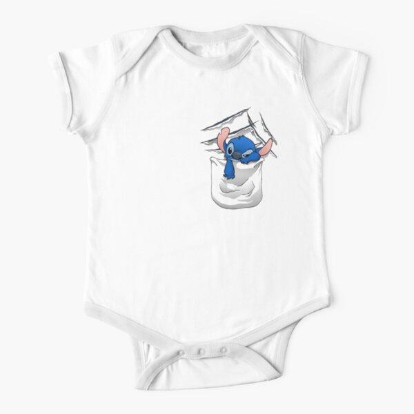 Nivel de maldad creciente Body de manga corta para bebé