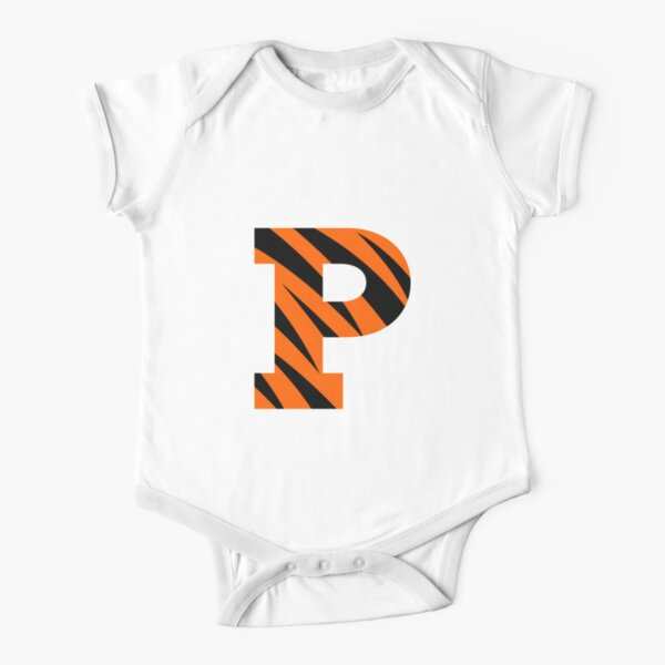 Princeton Tigers Short Sleeve Baby One-Piece