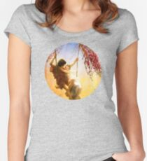 The Spring of Our Love Women's Fitted Scoop T-Shirt