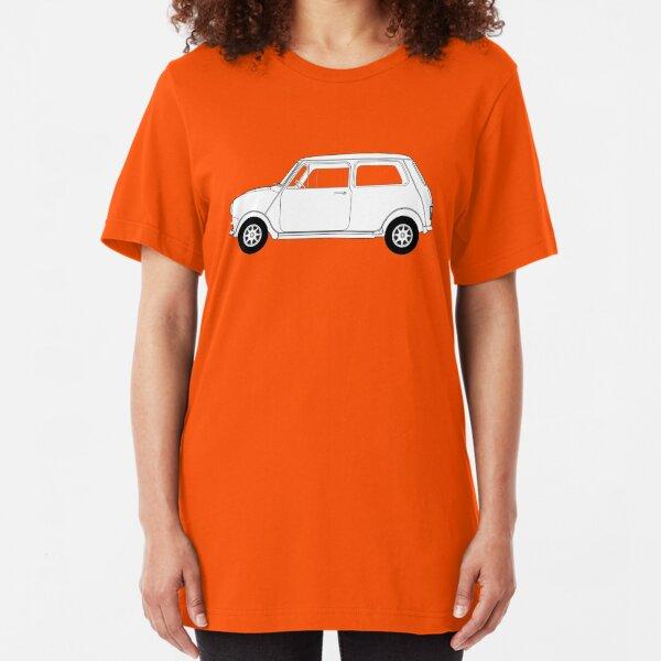 Morris Mini Cooper Slim Fit T-Shirt