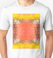 Tomato in a Square Unisex T-Shirt