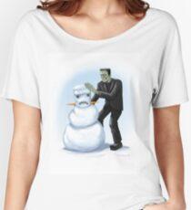 Frankenstein's Monster's Monster Women's Relaxed Fit T-Shirt