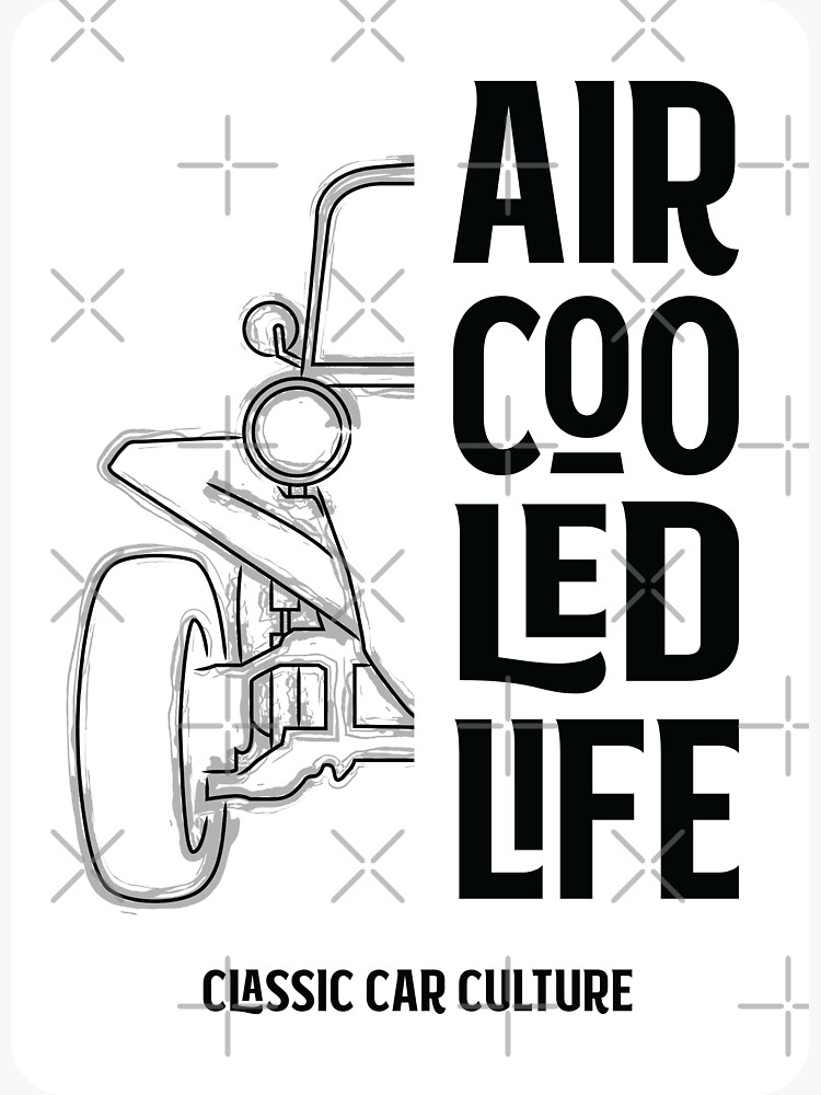 Aircooled Life Beach Buggy - Classic Car Culture by Joemungus