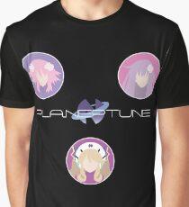 Planeptune Guardians v1 Graphic T-Shirt