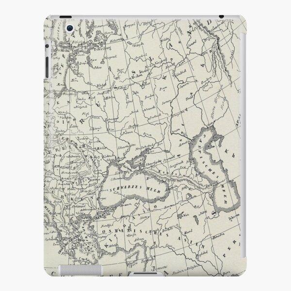 Vintage Map iPad Snap Case