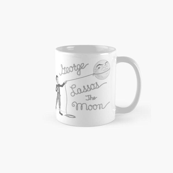 George Lassos the Moon Classic Mug