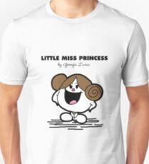Little Miss Princess Unisex T-Shirt