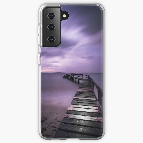 Portsea Pier   Victoria Samsung Galaxy Soft Case