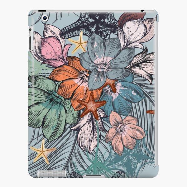 Flowers Pattern iPad Snap Case