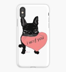 cuba in love iPhone Case
