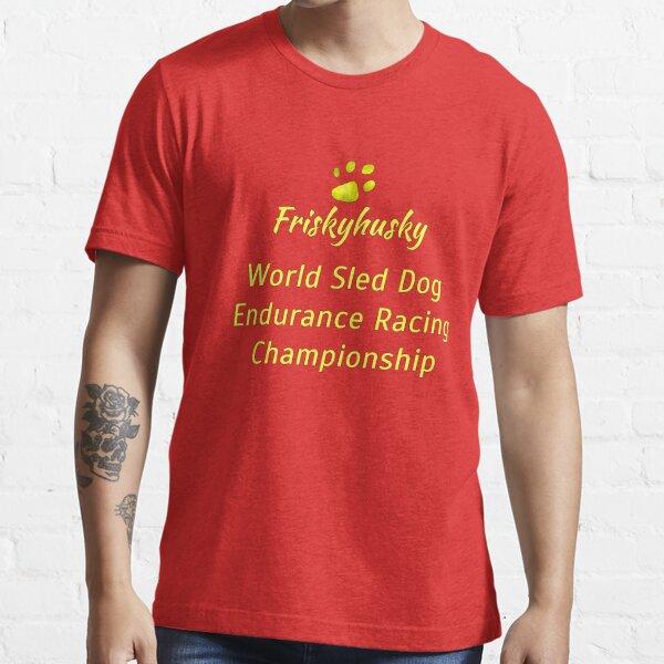 Friskyhusky Championship Essential T-Shirt