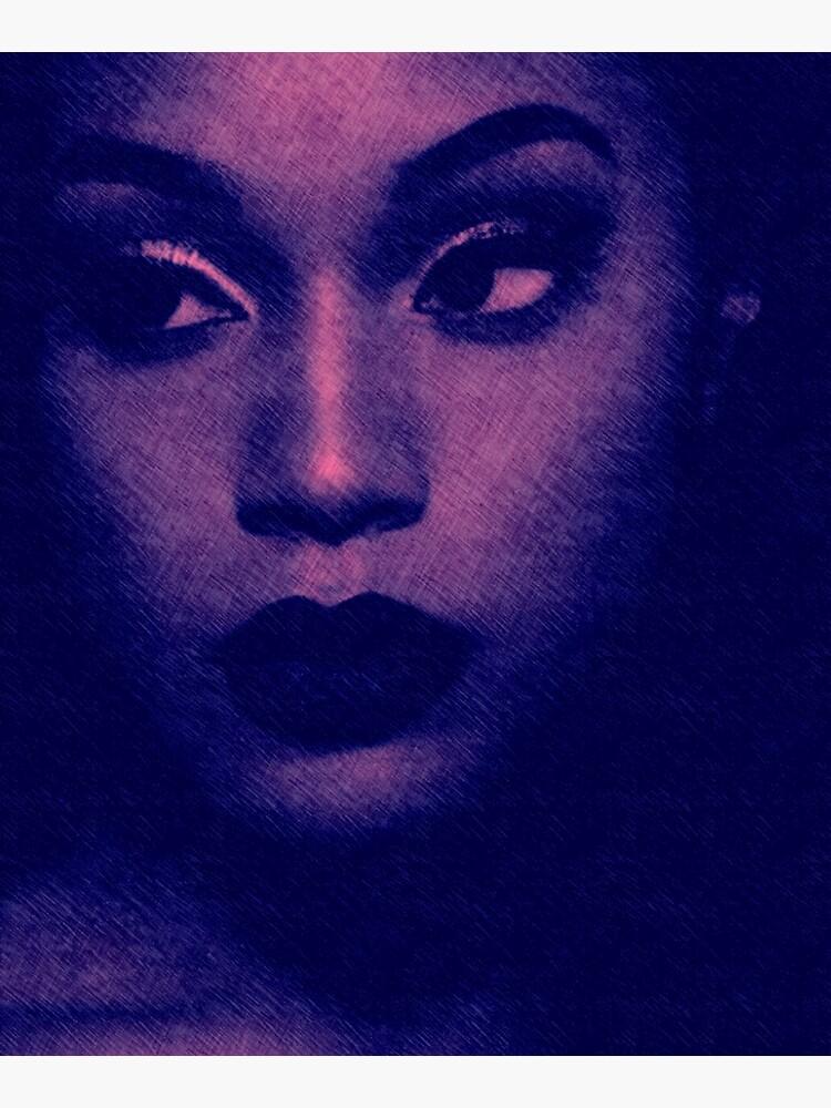 Lady Blues by OfSelina