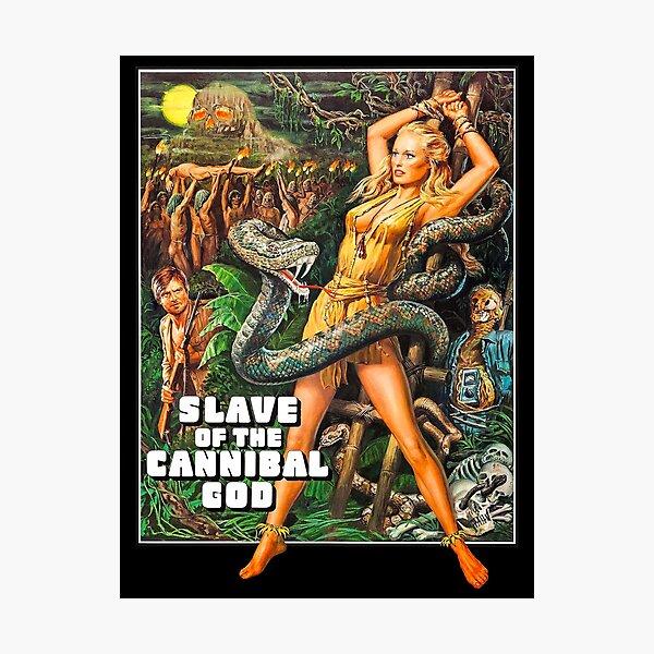 Slave of the Cannibal God (1978) Sergio Martino Photographic Print