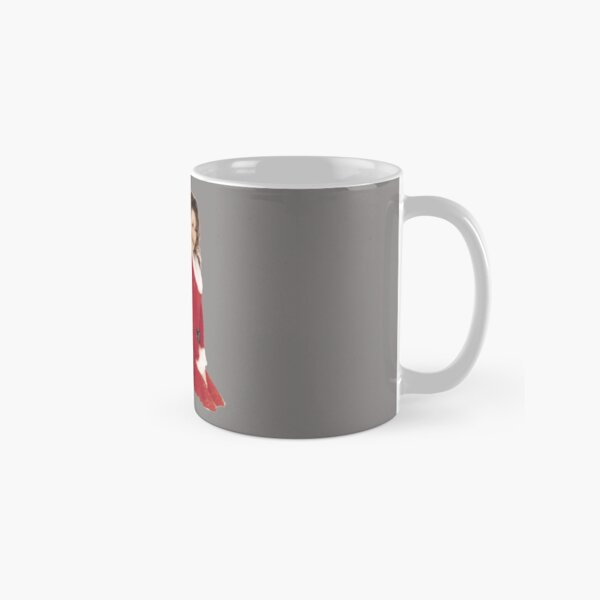 Mans Mariah Carey Merry Christmas Classic Mug