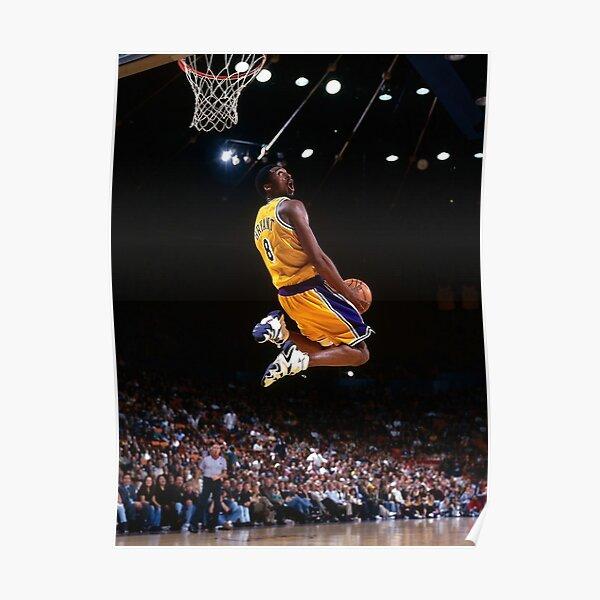 Top Up Bryants SlamDunk Poster