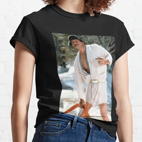National Lampoons Christmas Vacation Cousin Eddie  Classic T-Shirt