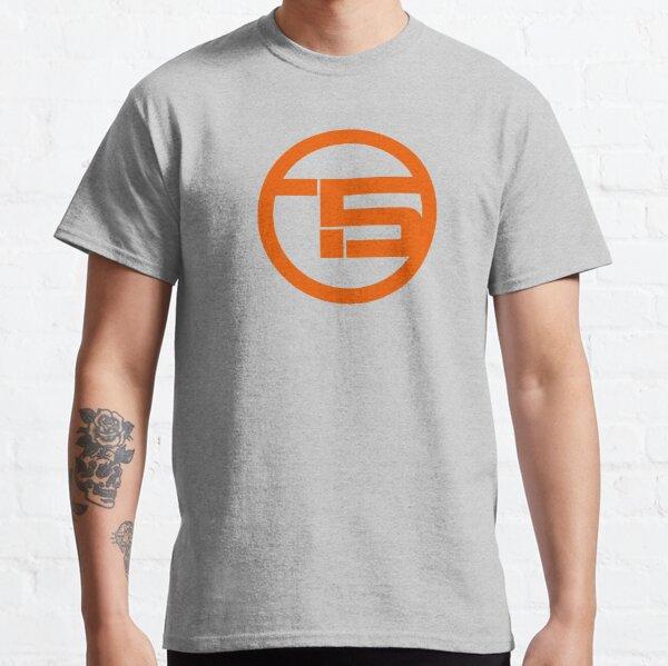 Vanlife - T5 Badge - bright orange Classic T-Shirt
